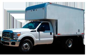 Camioneta de carga Ford 3,5 toneladas