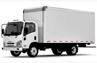 Renta de camion isuzu